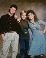 Mike, Ben and Carol - growing-pains photo