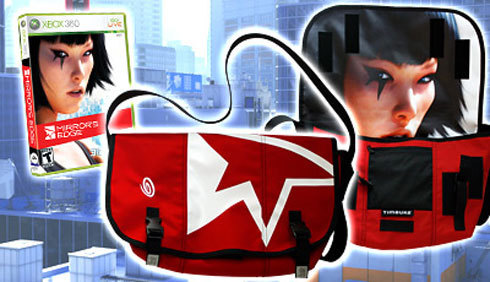 Mirror's Edge wallpaper titled Mirror's Edge Bag