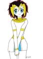 My Yu-Gi-Oh character
