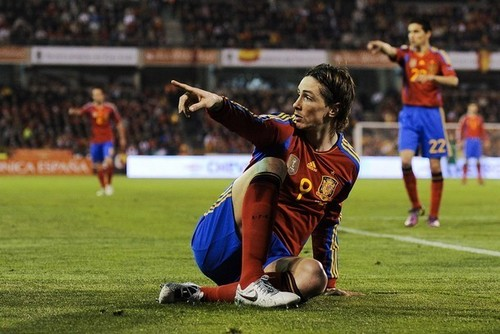 Nando - Spain(2) vs Czech Republic(1)