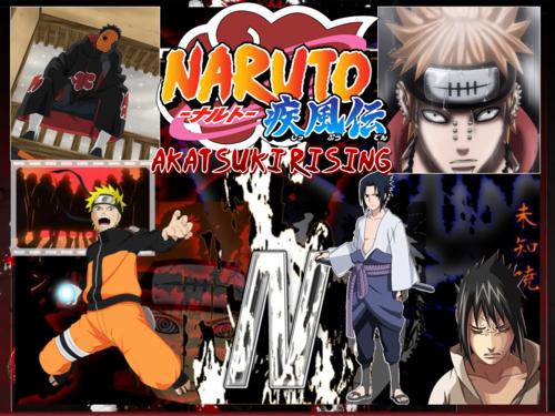 NARUTO -ナルト- 暁(NARUTO) rising