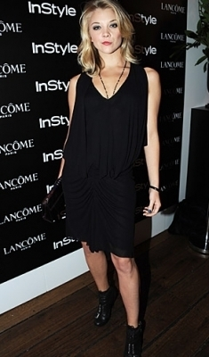 Natalie-InStyle's Best Of British Talent Party