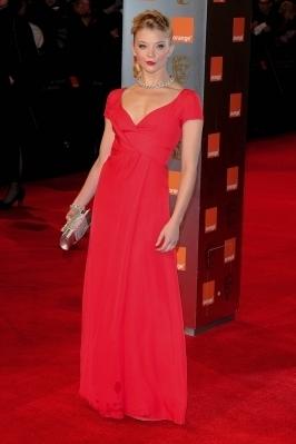 Natalie-Orange British Academy Film Awards