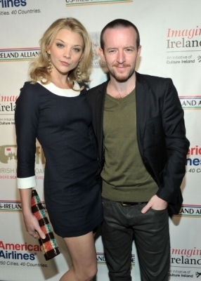 Natalie-US-Ireland Alliance Celebration Honoring Paul Rudd and Sarah Bolger