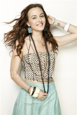 New Seventeen Photoshoots - leighton-meester Photo