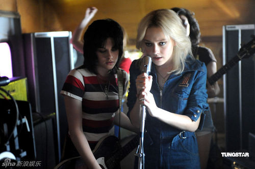 "New Still of ""The Runaways"""