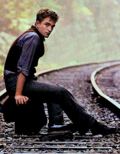 New bức ảnh Robert Pattinson