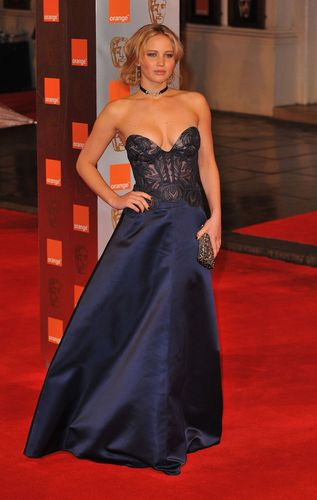 jeruk, orange British Academy Film Awards - Arrivals (February 13th, 2011)