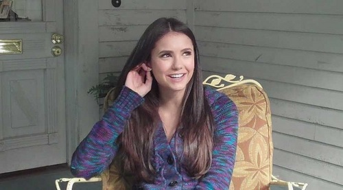 Paul an Nina - New Interview Pictures