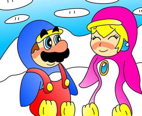 perzik and Mario