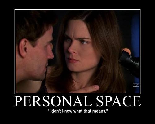 Personal el espacio