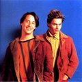 Photoshoot for my own private I. - river-phoenix-and-keanu-reeves photo
