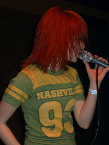 Pressure Red Hair