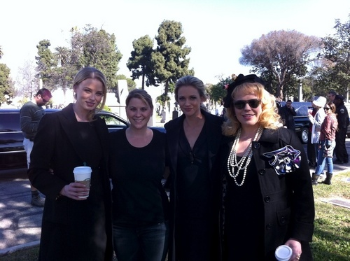 Rachel Nichols, AJ & Kirsten