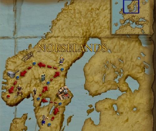 acak Map