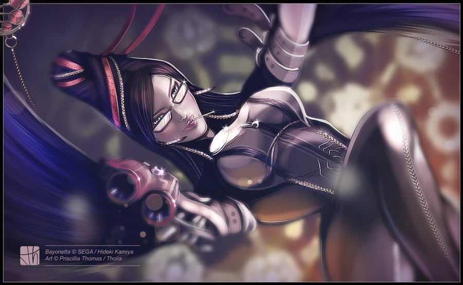 Bayonetta Fan Art Bayonetta Fan Art