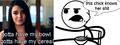 Rebecca Black and Cereal Guy - music photo