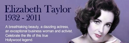 Remembering Elizabeth Taylor