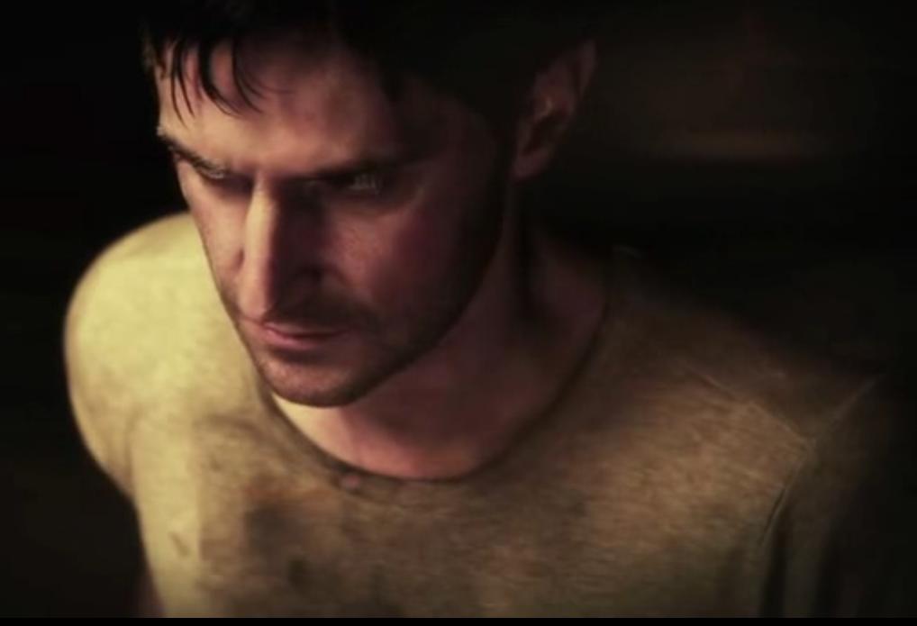 Richard as John Porter