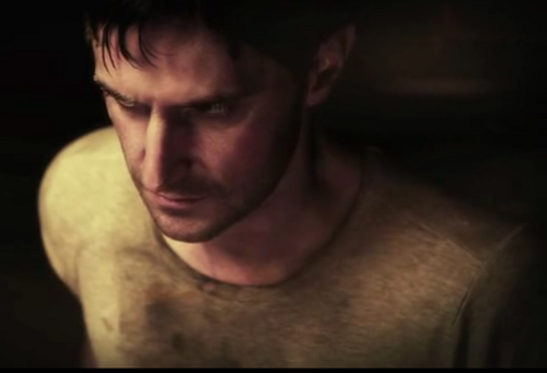 Richard Armitage kertas dinding titled Richard as John Porter
