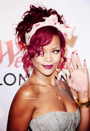 Rihanna peminat Art