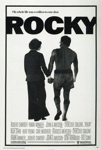 Rocky and Adrian