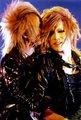 Ruki and Uruha