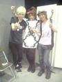 Ryuji(Zoro),Mao(SiD),Yumehito(Ayabie)