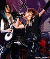Sakito and Yomi - nightmare photo