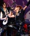 Sakito and Yomi