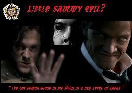 Sam,EVIL?