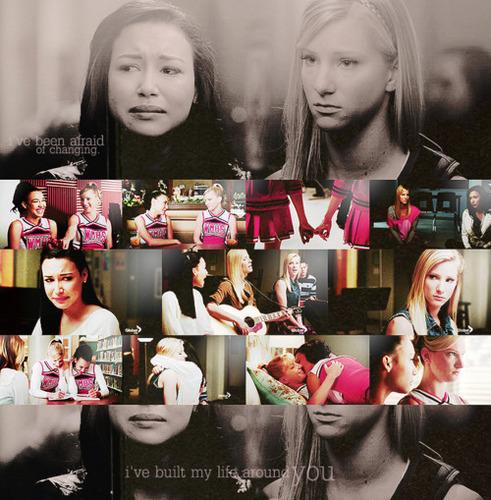 Santana + Brittany