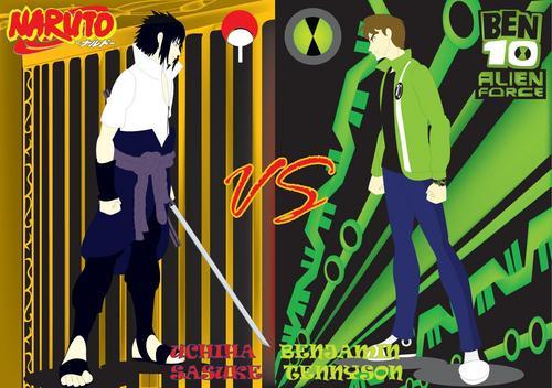 Sasuke VS Ben