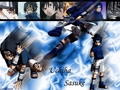 Sasuke curse - sasukes-curse-mark wallpaper