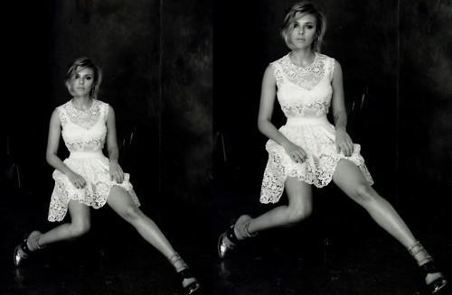 Scarlett Johansson ファン Art