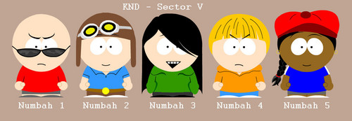 Sector V turns South Park