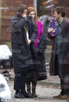 Series 6 filming