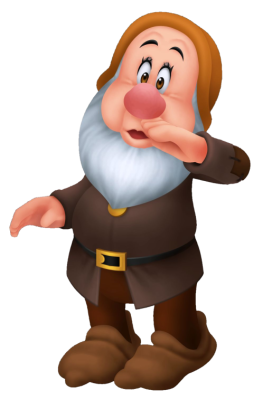 Sneezy in Kingdom Hearts