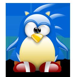 Sonic Penguin........funny!!!!!!!!