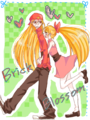 Stop hugging me  - powerpuff-girls-and-rowdyruff-boys photo