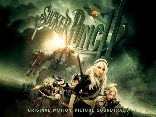 Emily Browning kertas dinding with Anime called Sucker punch Soundtrack Digital Booklet