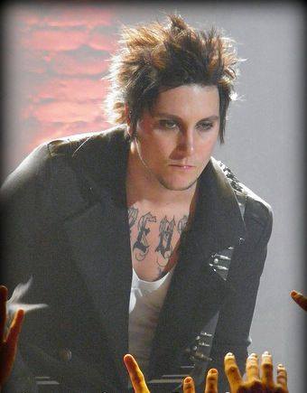 Synyster - Synyster Gates foto