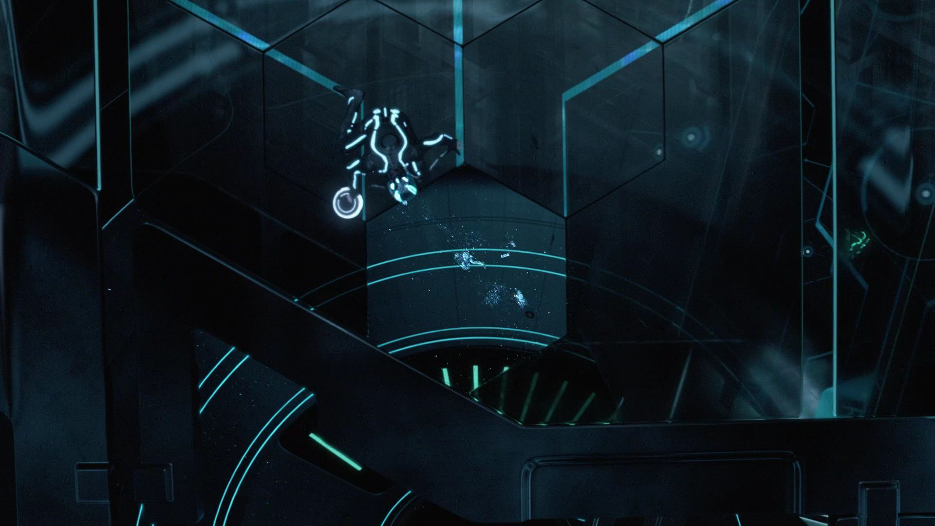 Tron legacy tron legacy image 20511193 fanpop for Legacy house