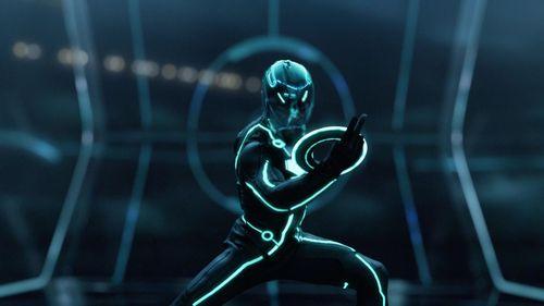 Tron Legacy Hintergrund Entitled TRON
