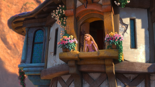 Tangled - When will my life begin - disney-princess Screencap