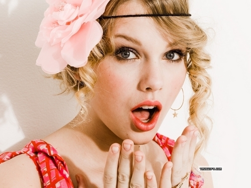 Taylor 迅速, 斯威夫特 seventeen photoshoot