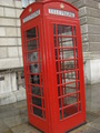 Telephone booth - london photo