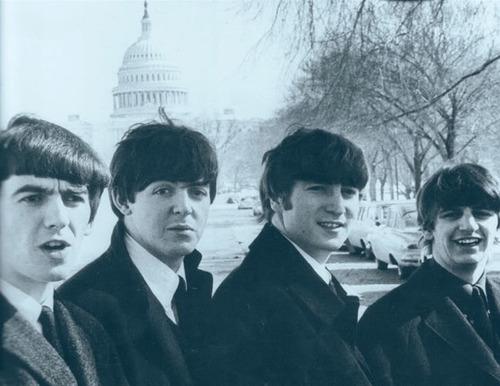 The Beatles in Washington