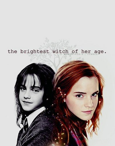 The Brightest Witch Of Her Age *-*