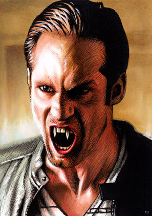 The Face of True Blood
